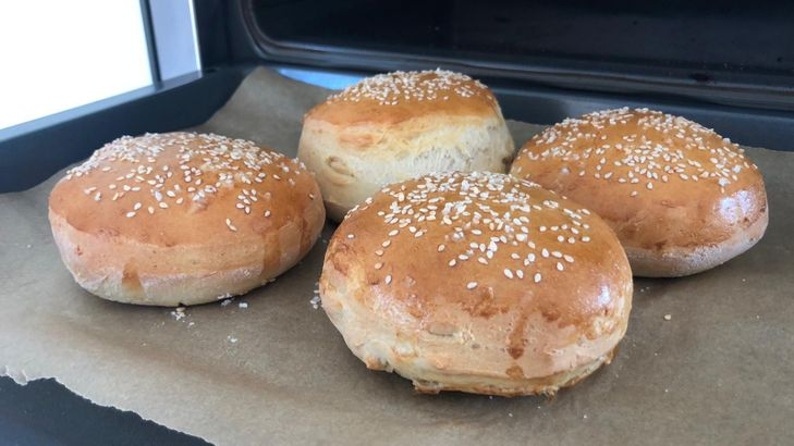 Die ultimativen Kochateliers Burger Buns